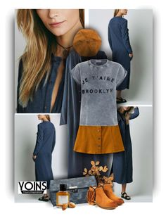 """""""In love with Yoins Fashion http://yoins.me/1PrM4be"""" by christiana40 ❤ liked on Polyvore featuring Aime, WithChic, women's clothing, women, female, woman, misses and juniors"""
