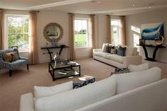 Bramber Coffee Table & Langney Console  - Designs For All Occasions