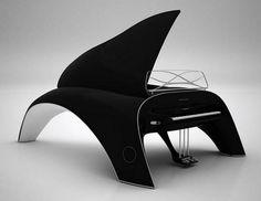Unusual and Creative Piano Designs