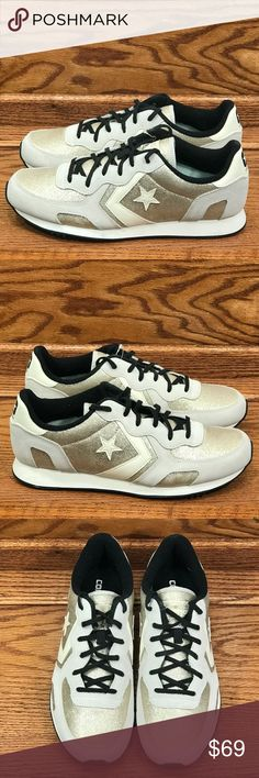9220f99ff385 Converse Auckland Racer Ox Gold Vaporous Grey Converse Auckland Racer Ox  Gold Vaporous Grey White Shoes