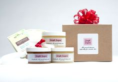 Holiday Sampler-a great gift for the holidays! #giftguide #giftideas #allnatural #skincare