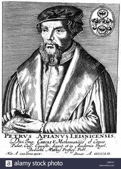 The German mathematician and printer Peter Apian, for instance, even illustrated one of the known longitude-finding methods on the title page of his Introductio Geographica (Ingolstadt, 1533), showing an observer measuring the distance between the moon and a fixed star.