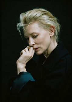 "Best Portraits of 2013 - Cate Blanchett. From ""The Queen Stands Alone,"" July 2013 issue. -TIME's Best Portraits of 2013 - Cate Blanchett. From ""The Queen Stands Alone,"" July 2013 issue."