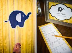 http://www.bumpsmitten.com/2011/03/real-baby-shower-yellow-gray-elephants_30.html