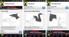 App de sombras chinescas para dispositivos Android – GooglePlay Store http://www.tangiblefun.com/cuentos-interactivos-inclusivos/