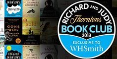 Richard and Judy's Book Club with great ideas on books to read.