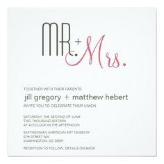 "Mid-century modern wedding invitation.<br /><br /> <div style=""text-align:center;line-height:150%""> <a href=""http://www.zazzle.com/retro_modern_rsvp_announcements-161042624676168109?rf=238717138585611650""> <img src=""http://rlv.zcache.com/retro_modern_rsvp_announcements-r983554353e1e4b64abf52fee3c30356a_8dnrb_8byvr_325.jpg"" alt=""Retro Modern RSVP Announcements"" style=""border:0;"" /> </a> </div><br />  <div style=""text-align:center;line-height:150%""> <a ..."