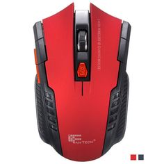 995cd4835d0 [US$6.99] FanTech USB Optical Wireless 2.4Ghz Scroll Mouse Mini Portable 6D  Gaming