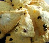 DÜNYA MUTFAKLARINDAN YEMEKLER: Kuru Üzümlü Çörek