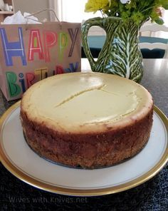 I have tried dozens of cheesecake recipes over the years and my favorite is the recipe for the first one I ever made. I found the recipe for Lindy's Famous Cheesecakein the first edition (1963) of McCall's Cookbook that I received from my grandmother at my bridal shower. It was a very popular cookbook and [Read More]