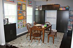Our Homeschool Room Reveal {finally} - My Joy-Filled Life