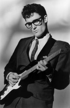 rock and roll pioneer Buddy Holly remembered with star on Hollywood Walk of Fame Rock And Roll, Rockabilly, Genre Musical, Greatest Rock Bands, Buddy Holly, Music Icon, Music Music, Cultura Pop, My Favorite Music