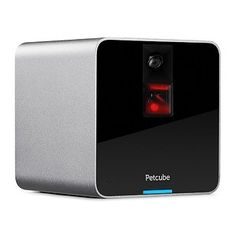 The Petcube Camera lets you interact with your furry family members in real time while you're away. | 27 Of The Coolest Things On Amazon Launchpad