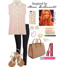"""alison dilaurentis fashion 
