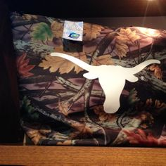 Camo UT Longhorn bag | The Spirit Gift Shop at the AT&T Executive Education and Conference Center