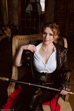 Assassin's Creed Syndicate - Evie Frye Cosplay by RGTcandy