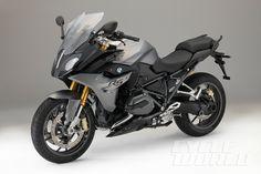 BMW R1200RS: 125 pk, 1170 cc, 125 Nm, 2 cilinders, €15.500, naakte broertje R1200R