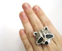 Raccoon Ring .