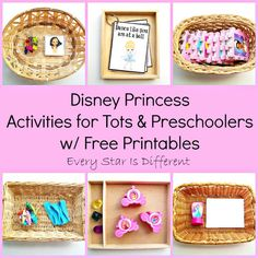 disney princess activities for tots preschoolers w free printables learn play link - Disney Princess Activities