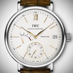IWC Portofino Hand-Wound Eight Days