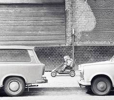 Foto Ulrich Burchert, Prenzlauer Berg, DDR, 1977