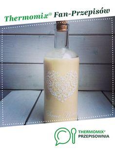 Likier jajeczny (ajerkoniak) jest to przepis stworzony przez użytkownika Dziewczyna Informatyka. Ten przepis na Thermomix<sup>®</sup> znajdziesz w kategorii Napoje na www.przepisownia.pl, społeczności Thermomix<sup>®</sup>. Pillar Candles, Recipes, Gastronomia, Thermomix, Ripped Recipes, Cooking Recipes, Candles