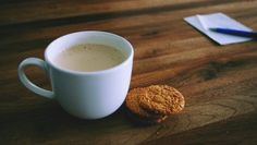 Chai Tea Latte at home! With only 2 ingredients! - Making Alexandra