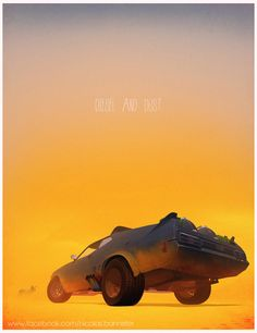 Mad Max - The Road Warrior - Nicolas Bannister