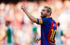Newell's Old Boys believe they will sign Lionel Messi before his playing days…