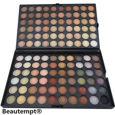 120+Colors+Professional+Eyeshadow+Makeup+Cosmetic+Palette(Warm+Color+Series)+–+USD+$+9.99