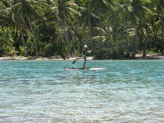 Motu Mahana, Tahaa in the Society Islands via Paul Gauguin. Curated by Carrie FInley-Bajak for www.CruiseBuzz.net.