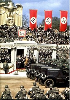 50th Hitler´s Anniversay Parade (20-04-1939) | by GLORY. The largest archive of german WWII images