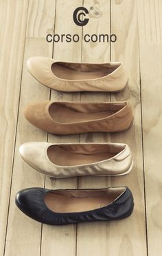 4e81a534eec CC Corso Como Saturday Ballet Flat - bendable ballet flat with extra  padding around the ankle