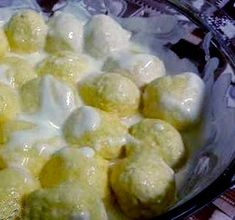 Pillekönnyű túrógombóc recept - Blikk Rúzs Potato Salad, Macaroni And Cheese, Food And Drink, Potatoes, Cooking, Ethnic Recipes, Kitchen, Mac And Cheese, Potato