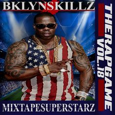"Bklynskillz Mixtapesuperstarz ""TheRapGame Vol.18"" Now Playing On http://www.podsnack.com/Bklynskillz/avtk5vrb"