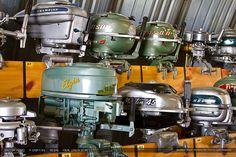 antique boat motor - Bing Images
