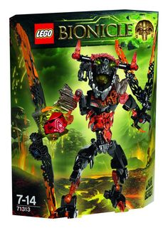LEGO Bionicle 71313 Lavabeest