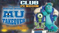 Club Penguin: Monsters University Party Walkthrough http://www.clubpenguinmissionwalkthrough.com/Mission5