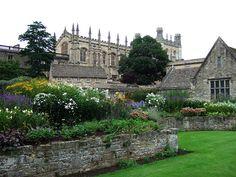 Christ Church College, Oxford, via Flickr.