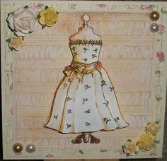 Love this handmade card!