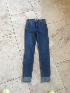 d13b4f1757066 Ladies Jenna Skinny New Look Jeans Size 6  fashion  clothing  shoes   accessories