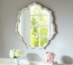 Silverleaf Petal Mirror #pbkids
