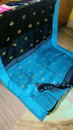 Pure Lenin sarees Price:2999 Order what's app 7995736811