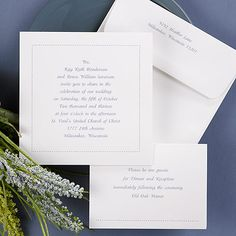30 best square wedding invitations images on pinterest square