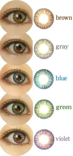f6ea08cb72 Looking for the PERFECT color contact lenses that fit DARK BROWN eyes? This  page will teach you how to choose the lenses that appear natural yet bright  and ...