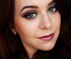 10 ways to wear make-up: Neve Cosmetics DUOCHROME makeup #1
