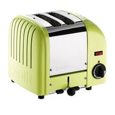 Dualit toaster...so cute!!!