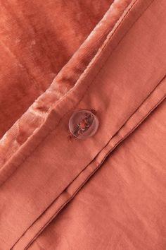 Skye Velvet Duvet Cover | Urban Outfitters Duvet Covers Urban Outfitters, Velvet Duvet, First Apartment Decorating, Cotton Sheets, Crushed Velvet, Duvet Insert, Twin Xl, Fashion Sketches, Dorm Room