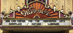 5 Logos for a Candy Emporium: Part of 4 – Tinseltown on Typography Served Local Movies, Old Movies, Vintage Movies, Movie Theater, Sign Installation, Some Enchanted Evening, Lakeland Florida, Typography Served, Places