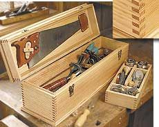 Carpenter's Tool box Plan